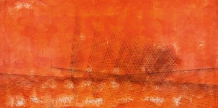 Ulrich Reimkasten_Heute_ 2003_140 x 280 cm