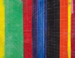 Ulrich Reimkasten_Farbfelder - Kalender_2006_200 x 260 cm