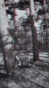 Anna Maria Gawronski - FOX 7D-7 - 2010, 165x84 cm, Jacquard